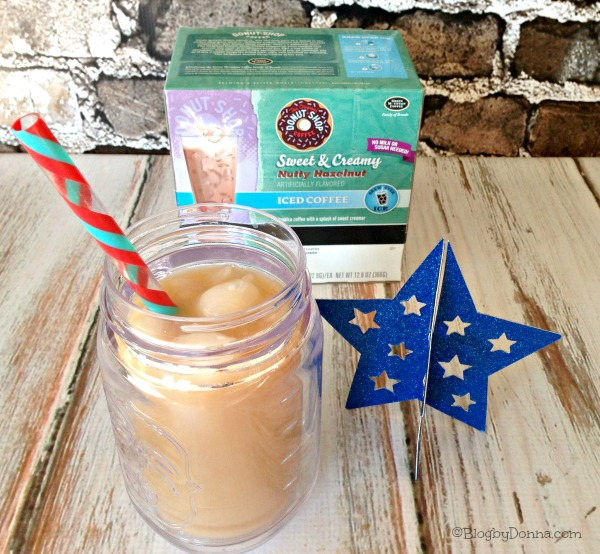 Brew over ice, Iced Coffee K Cups summer drink #BrewOverIce #BrewItUp #shop #cbias #collectivebias
