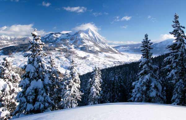 Cresed Butte Ski