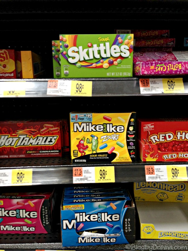 best movie snack Mike and Ike Zours at Walmart #zoursface #shop #cbias #collectivebias
