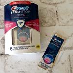 Crest Sensi-Stop Strips #SensiStopStrips