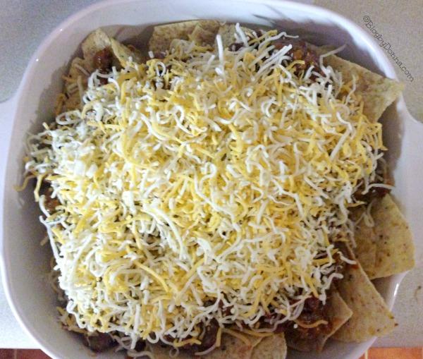 Manwich makes Weekday meals easy #Manwich nachos