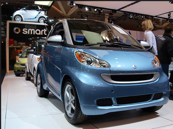Smart Cars GP