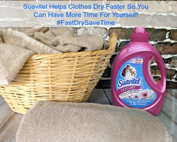 Suavitel best fabric softener #FastDrySaveTime #CollectiveBias #shop