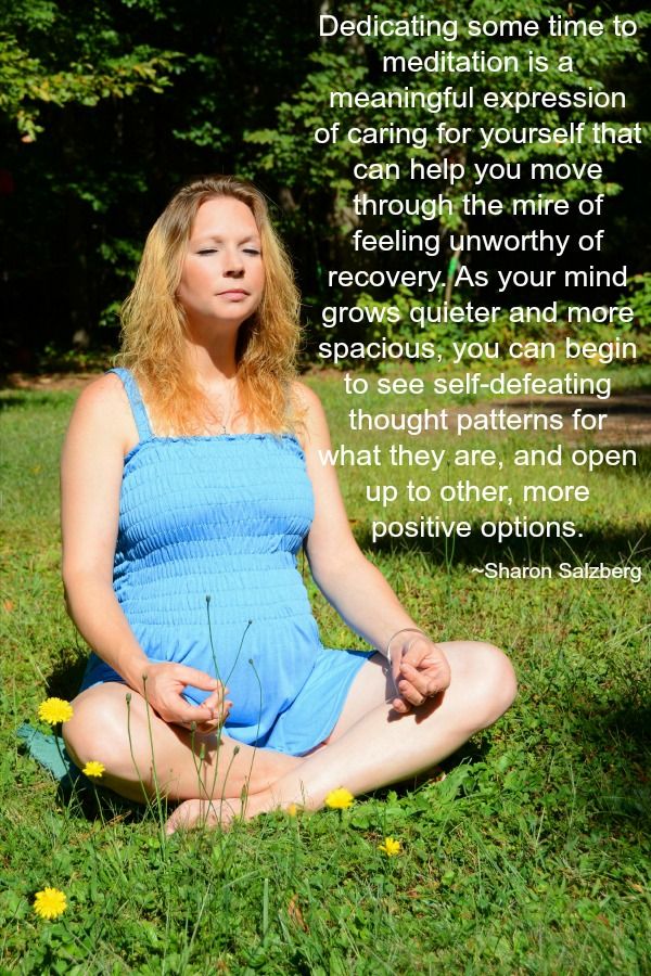 tips on relaxation Meditation