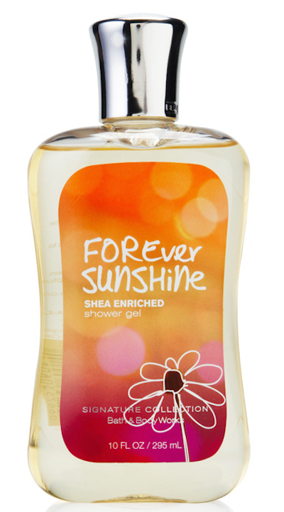 Bath & Body Works Forever Sunshine Shower gel