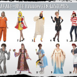 Cleavage free Halloween costumes