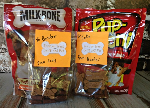 Halloween Pet Treats #TrickorTreatEm #collectivebias #shop #cbias