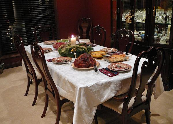 Potluck gathering The Holidays, Family And Your Sanity: Can They Co exist?