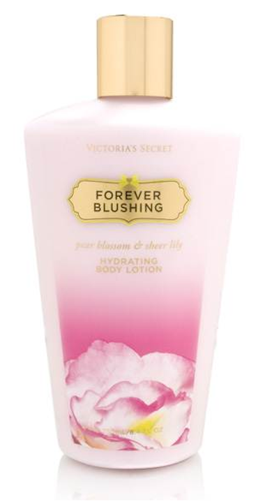 Victoria Secret Forever Blushing body lotion
