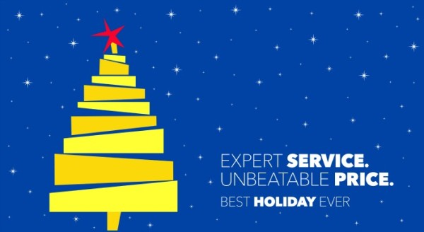 Best Buy Holiday Tree 2014