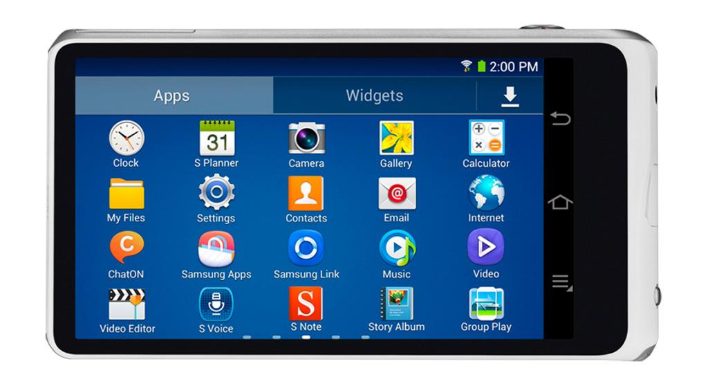 DI multi Samsung Galaxy Camera 2 back