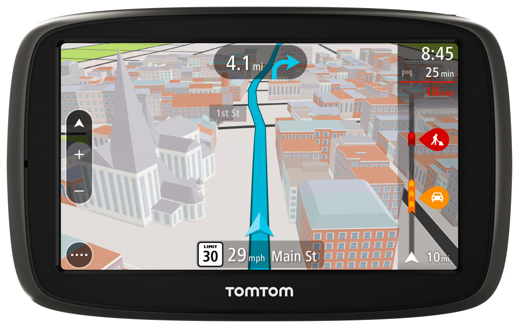 GO50S FRONT 3D US MI 1024x647 Great holiday gift ideas from Best Buy #HintingSeason @Xbox, @TomTomUSA @Garmin