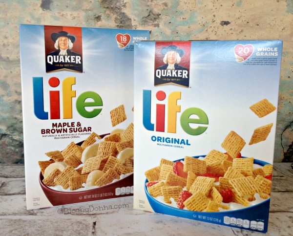Quaker Cereal 1 #cbias