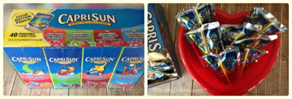 Capri Sun Collage #CaprSunParties #collectivebias