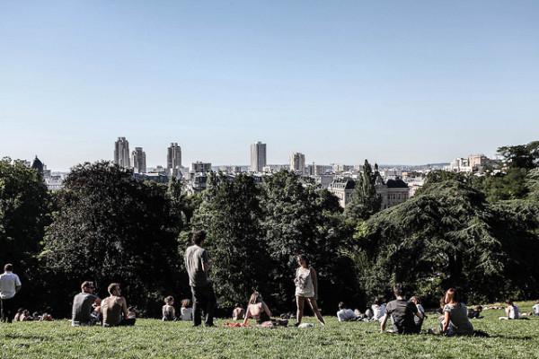 Parc des Buttes-Chaumont_Paris Post