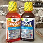 Vicks DayQuil and NyQuil Severe #ReliefIsHere
