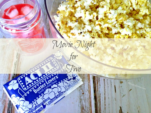 ACT II Grown Up Popcorn movie night 2 #popcorn