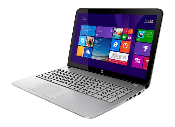 HP TouchScreen Laptop AMD FX at Best Buy