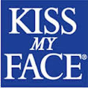 Kiss My Face logo 1