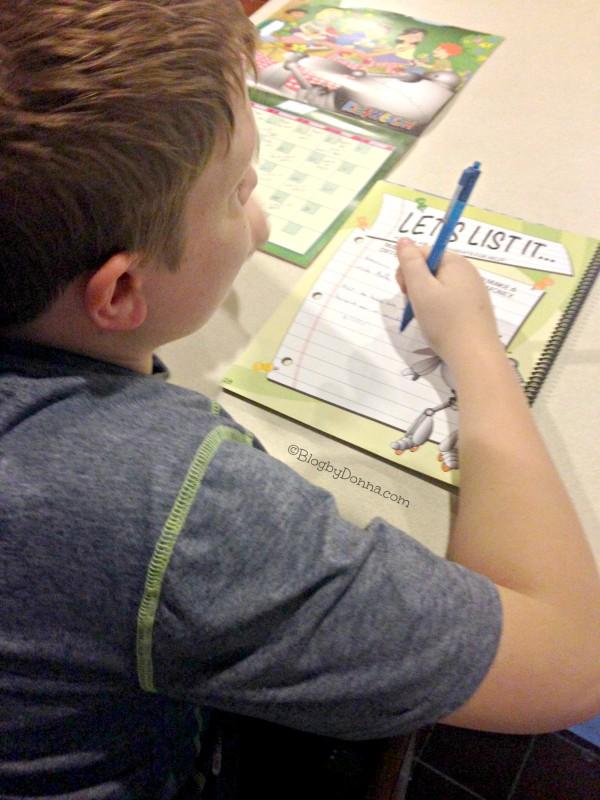 Cody using Kids Wealth May_2015 #kidslearnmoney