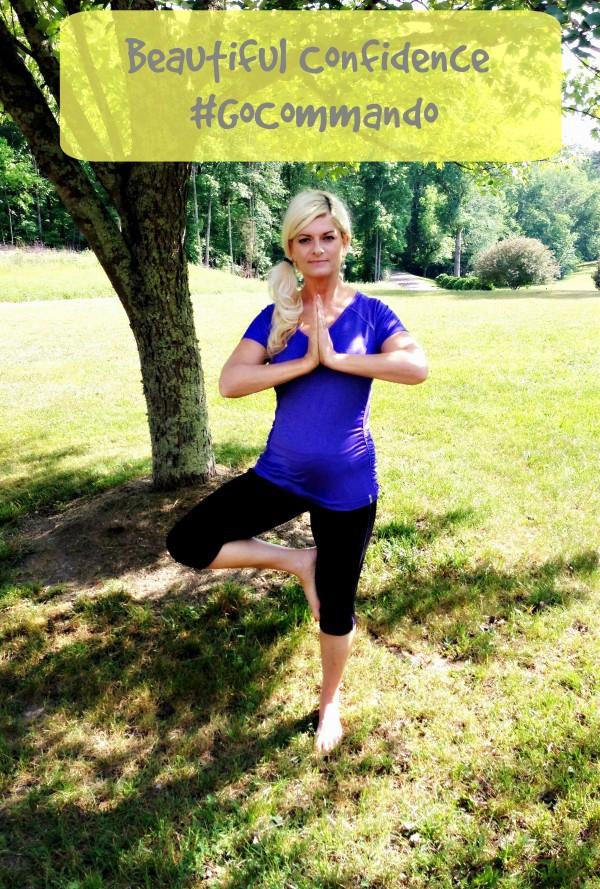 #GoCommando Yoga Pose 1a