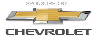 Sponsored by Chevrolet Logo