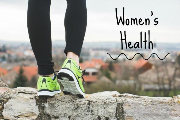 Women's Health RunningWalking