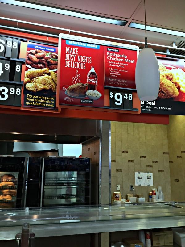Effortless Meals Walmart Rotisserie Chicken