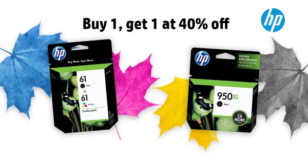 HP ink sale #HPink