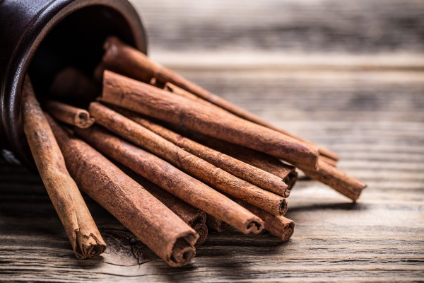 Spice up hot cocoa with cinnamon
