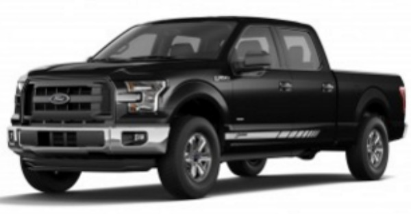 Ford Graphics Kit