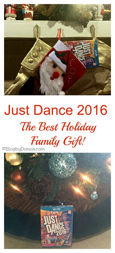 Just Dance 2016 kids holiday wish list #JustDance2016