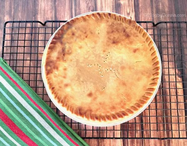 Marie Callender's chicken pot pie