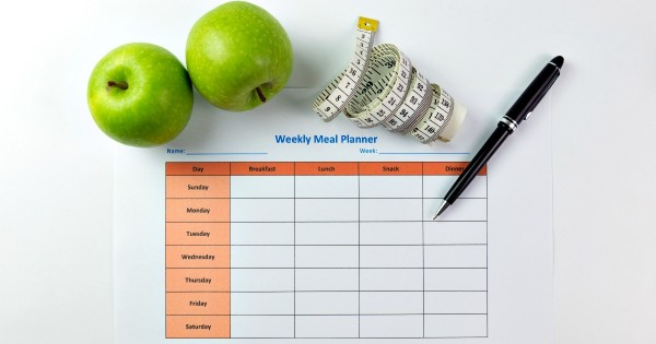 Get organized with Clipix Bookmark Manager Meal planning
