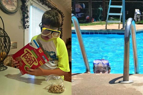Fun things to do with teen sons this summer with Tiny Toast cereal