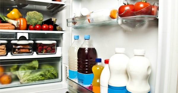 Avoid food waste check your fridge and pantry before going grocery shopping.
