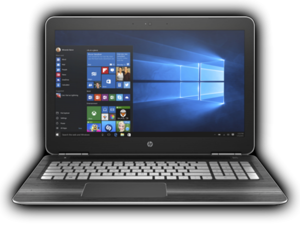 HP laptop for middle school and high school students