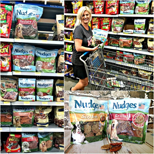 Shopping for Nudges at Walmart