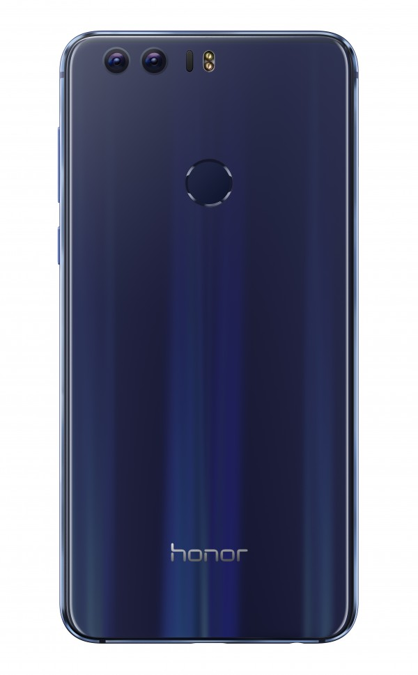 The Huawei Honor 8 Unlocked Smartphone at Best Buy