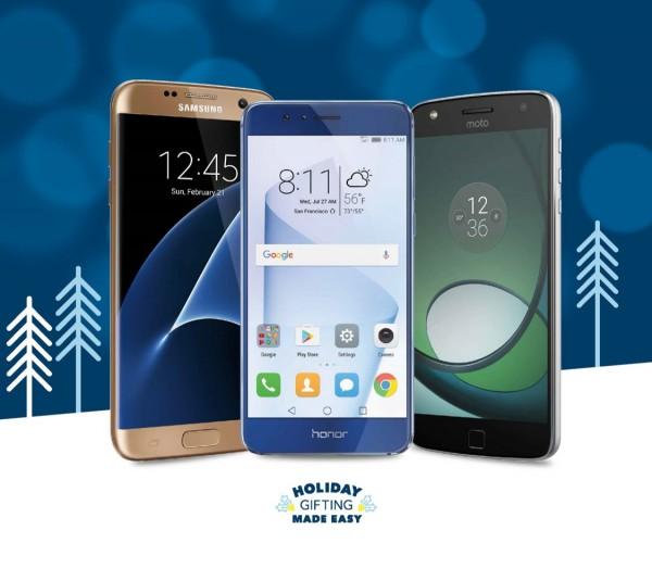 Unlocked Smartphone Sales Event at Best Buy