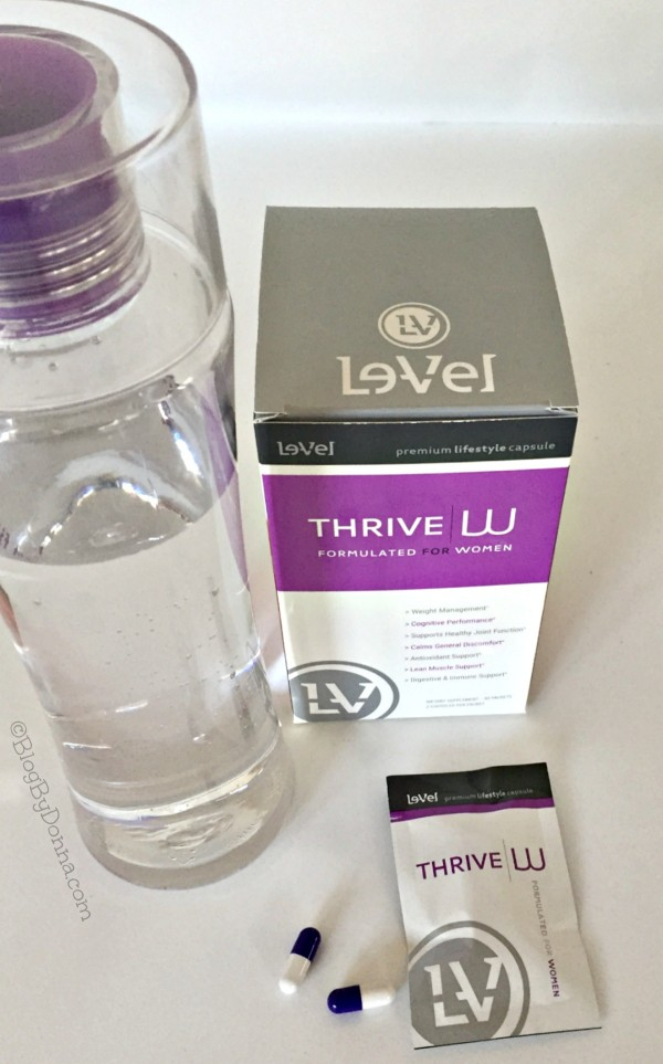 Healthy lifestyle with THRIVE experience