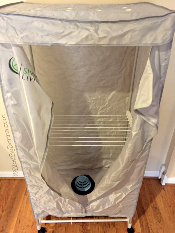 Simple Living Electric Portable Clothes Dryer