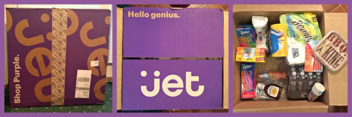 15 % Savings on first 3 orders at Jet #ShopPurple