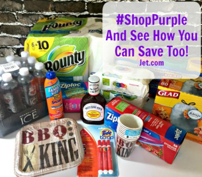 I got everything I needed from start to finish for any BBQ or cook out and Save 15% off #ShopPurple