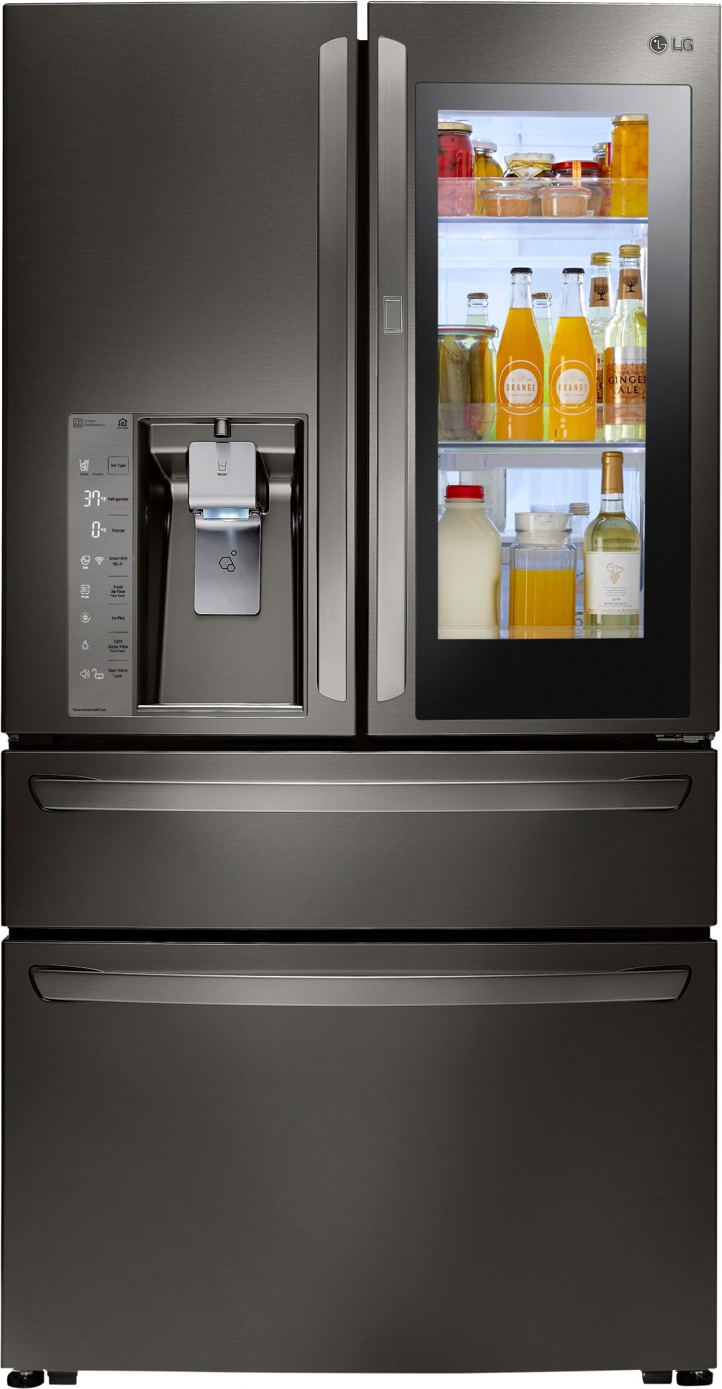 LG InstaView Refrigerator from Best Buy