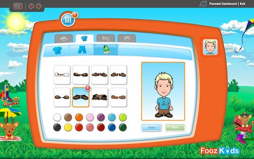 AvatarCreator Fooz Kids Gives Parents Some Peace of Mind
