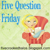 FiveQuestionFriday What were you scared of as a kid?   5QF