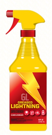 GreasedLightning Greased Lightning Super Strength Cleaner