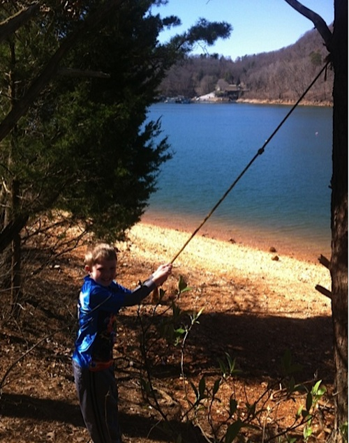NorrisHike2 March6 Hiking Around Norris Lake   WW