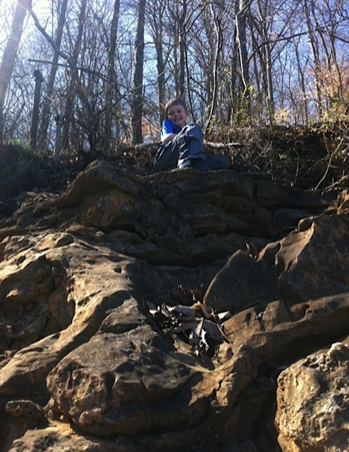 NorrisHike3 March6 Hiking Around Norris Lake   WW